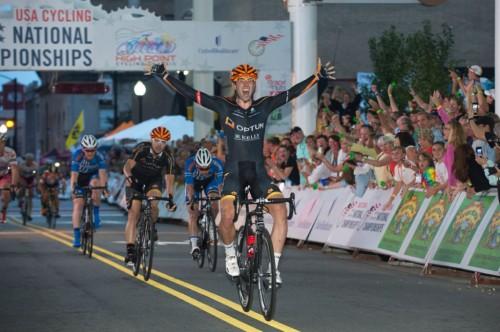 USA Cycling's 2013 USPRO Criterium Championships